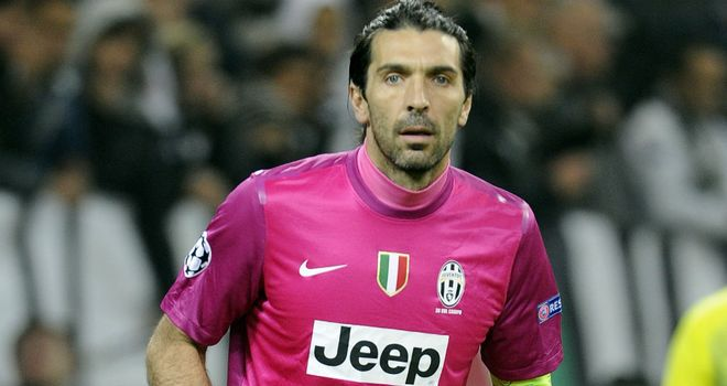 Gianluigi Buffon: Won't be intimidated by Celtic fans