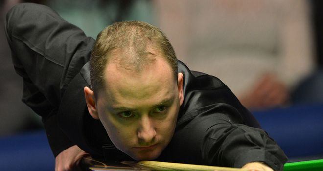 Graeme Dott: Come from behind to beat Marco Fu