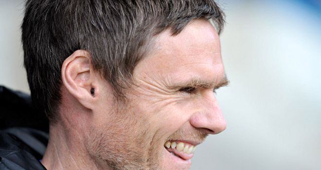 Graham Alexander: Pleased with a 'committed performance'