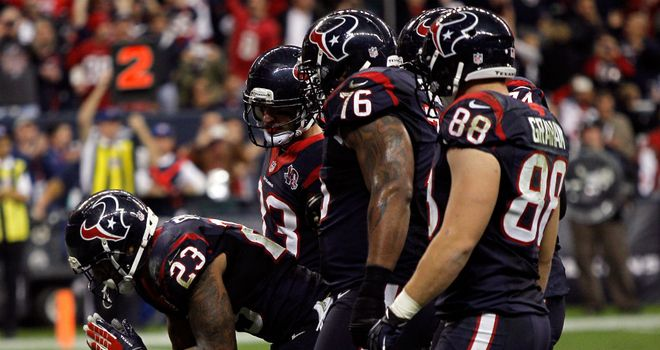 Houston Texans looking for another Divisional title