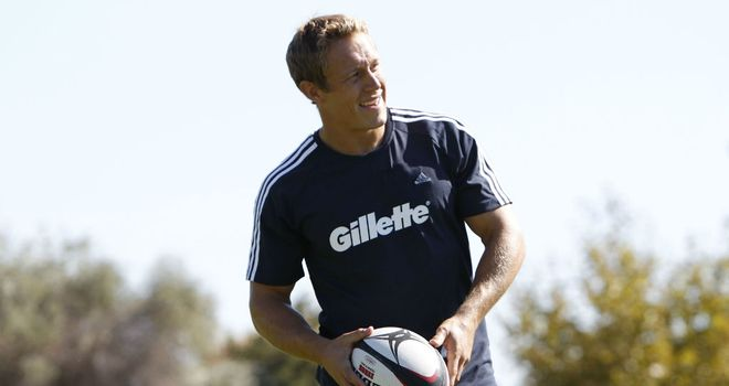 Jonny Wilkinson: The Toulon star seems set to make a decision on his potential retirement in February