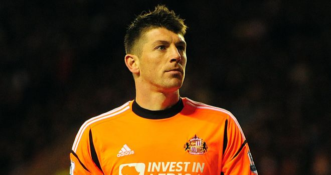 Keiren Westwood: Sunderland goalkeeper warned over international future