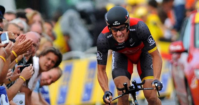 Lance Armstrong has refused to work with the USADA.