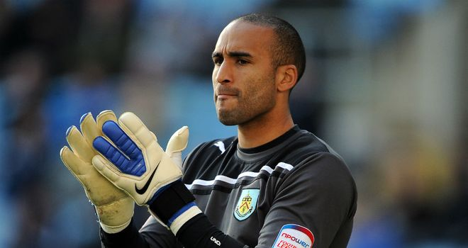 Lee Grant: Burnley goalkeeper is out of contract at the end of the season