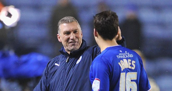 Nigel Pearson: Good end to a tough day