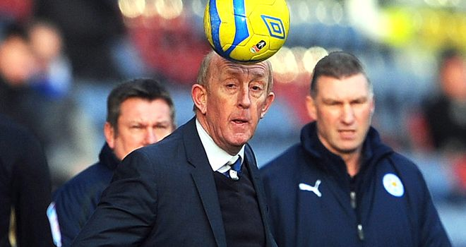 Mark Lillis: Happy to stay in charge until the club find a new manager