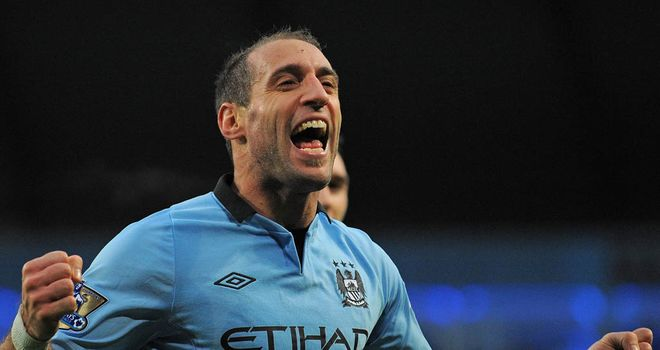 Pablo Zabaleta: Says Manchester City will come back stronger after Southampton loss