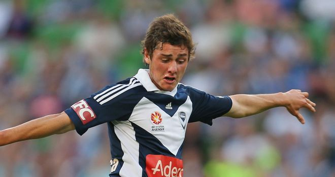 Marco Rojas: Attracting interest from Europe
