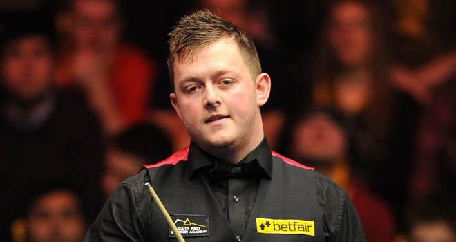 Mark Allen: Retained his Haikou World Open title