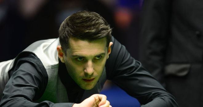 Mark Selby: Back on top of the world