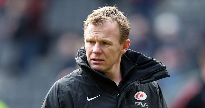 Mark McCall: Stressed Saracens still have a job to do