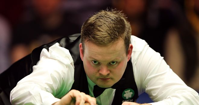 Shaun Murphy: Will tackle Mark Selby in the Beijing semis.