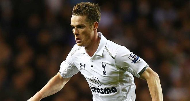 Scott Parker: Another substitute appearance