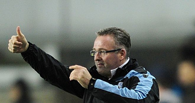 Paul Lambert: Confident new signings Yacouba Sylla and Simon Dawkins will make an impact at Aston Villa.