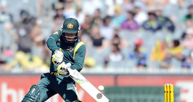 Phil Hughes: Scored 112 on ODI debut at the MCG