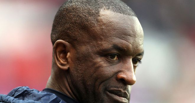Chris Powell: Played down reports linking Charlton with Dany N'Guessan