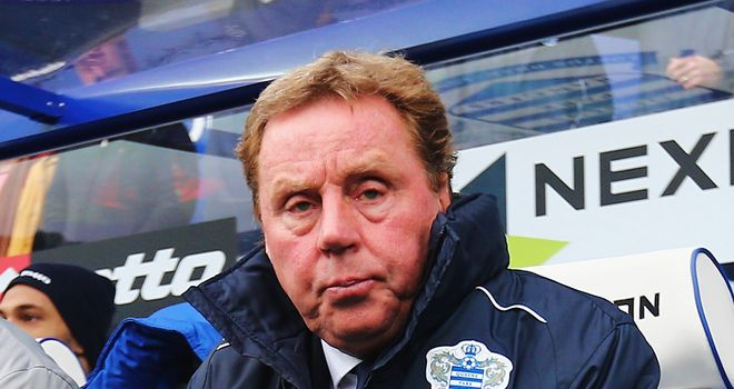 Harry Redknapp: Is expected to be busy on transfer deadline day