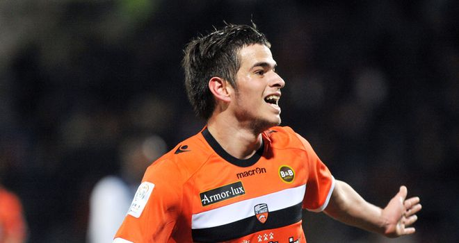 Enzo Reale scored for Lorient