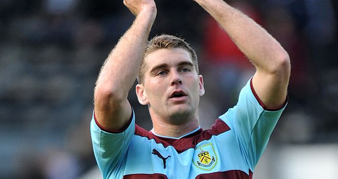 Sam Vokes: Left it late to seal point for his side