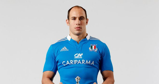 Sergio Parisse: Has urged Italy to push on in this year's Six Nations