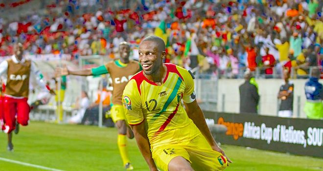 Seydou Keita: Netted the only goal of the game