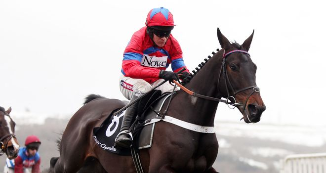 Sprinter Sacre: A facile winner