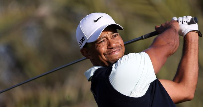 Tiger Woods: Happy to be back at Torrey Pines