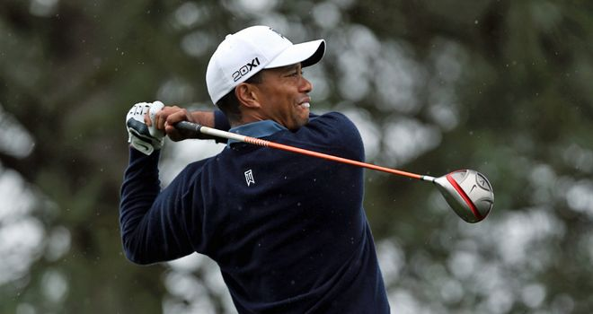 Tiger Woods: Leading the way at Torrey Pines yet again