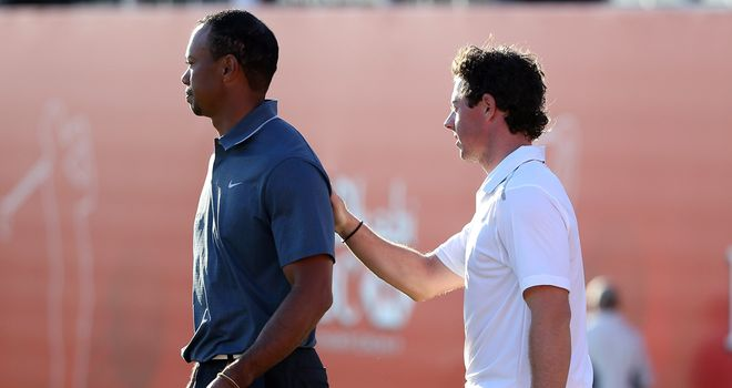 Tiger Woods and Rory McIlroy: Florida challenge for duo after early Match Play exits