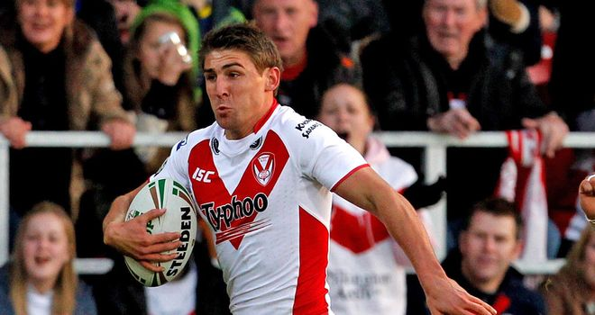Tommy Makinson: Contracted to Saints until 2016
