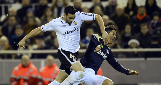 Adil Rami: Valencia defender may be on the move to AC Milan