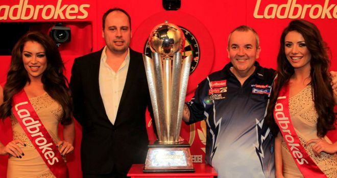 Phil Taylor will scoop a quarter-of-a-million if he wins again next year
