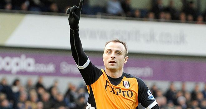 Dimitar Berbatov: Impressed in Fulham's 2-1 win at West Brom
