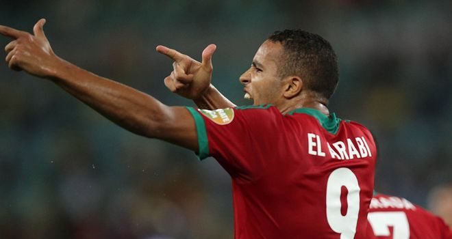 Youssef El Arabi: Scored the equaliser