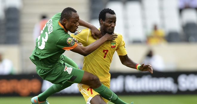 Zambia: Held to a 1-1 draw with Ethiopia in first game