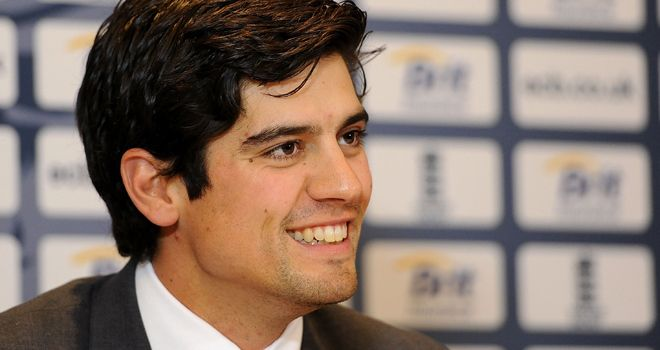 Alastair Cook looking for more England glory in the shorter format