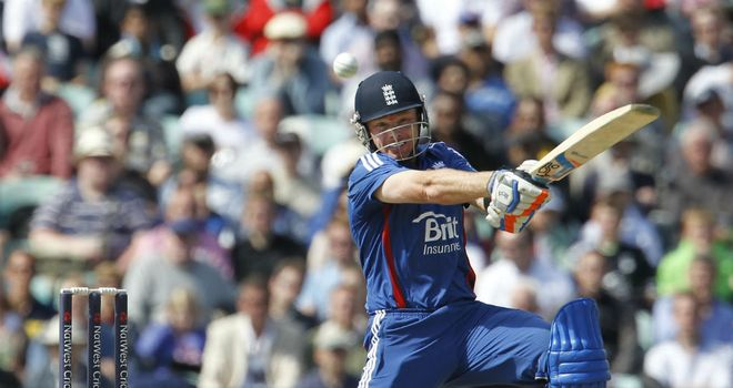 Ian Bell: Hit an unbeaten century as England ended series with a win