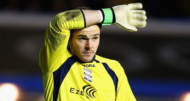 Jack Butland: Produced a superb display against Charlton
