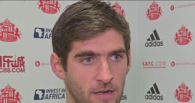 Danny Graham: Moving to Sunderland from Swansea