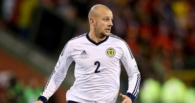 Alan Hutton: Scotland defender completes loan move to Real Mallorca from Aston Villa