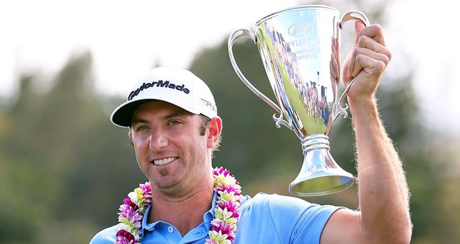 Dustin Johnson: Eagle at 14 decisive