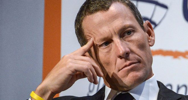 Lance Armstrong: Believes he is being singled out in fight against doping