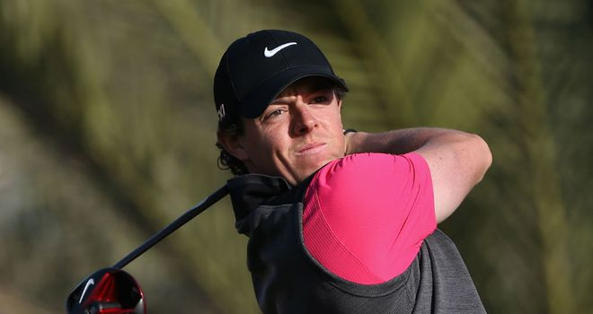 Rory McIlroy: Has won an Open and a WGC event on his last two starts