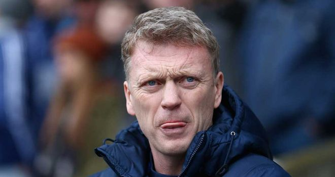 David Moyes: Will he live to regret January transfer business?