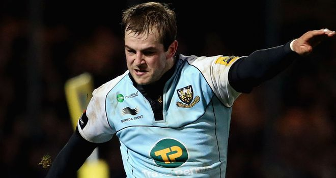 Stephen Myler: Will join up with the England squad after the Premiership final
