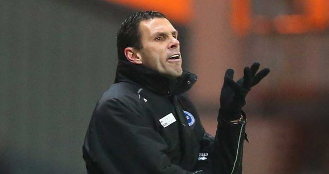Gus Poyet: Red card decision was correct