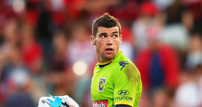 Mathew Ryan: Will still get his chance to impress Ally McCoist