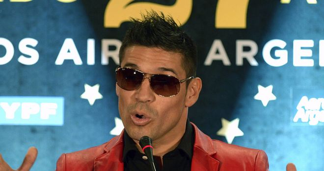 Sergio Martinez: Believes Kiko is on a path to the world title