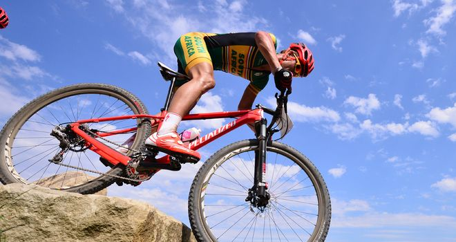 Burry Stander: Died, aged 25 following a tragic training accident