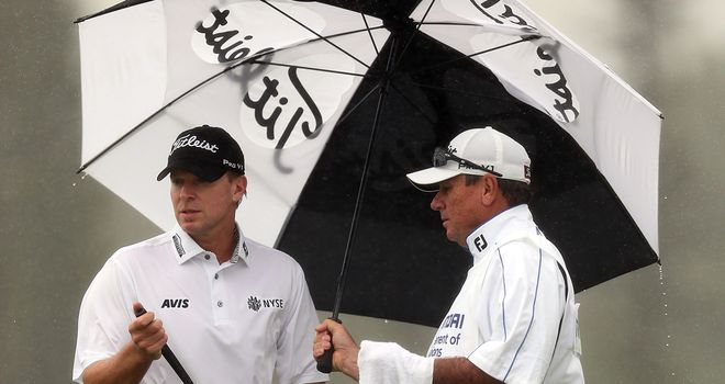 Steve Stricker: Won't be a regular feature on the PGA Tour this season